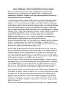 Marxist view of the family essay