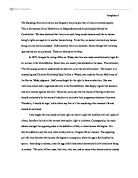 assess the view that the positions of men essay