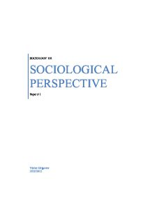 Sociological views of stratification by JamesPearson - Teaching ...