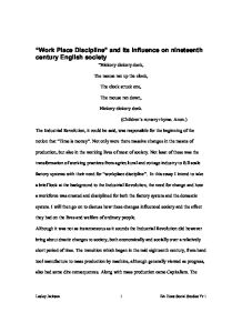 work place discipline essay Positive discipline — sending the right or wrong message  write an essay on how the problem would be corrected in the future, and then come back to work as a.