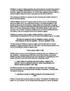 turgenev and nihilism essay