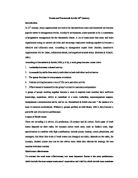 essay on commitment to public service