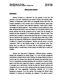 Dissertation Purposal