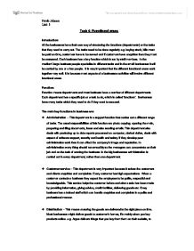 Business studies coursework: NEWSAGENTS?