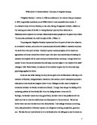 Personal learning style essay