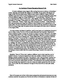 Historical Biographical Essay Template