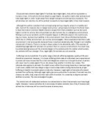 Argumentative essay on animal testing