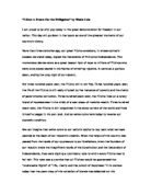 martin luther king s i have a dream speech analysis report  i have a dream for the phillipines pastiche