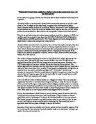 Evolution of life on earth essay