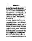 Room description essay