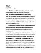 essays on tartuffe moliere