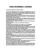 gentlemen your verdict essay justified Gentlemen, your verdict by in the canadian army during world war ii came up with the idea of the short story from an argument if a commander was justified to.