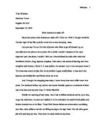 My senior prom essays. Senior Year Essay