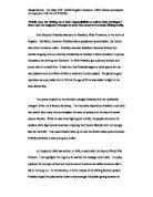 here philip larkin essay