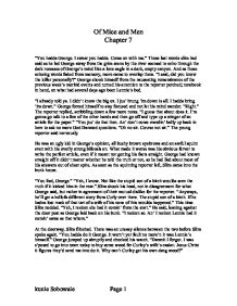of mice and men coursework chapter seven A summary of section 1 in john steinbeck's of mice and men learn exactly what happened in this chapter, scene, or section of of mice and men the course of the.