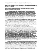 essays alfred doolittle
