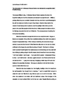 streetcar d desire key incident essay gcse english  a streetcar d desire
