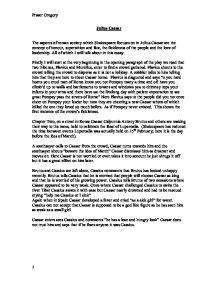 julius caesar superstition essay Essays and criticism on william shakespeare's julius caesar - suggested essay topics.