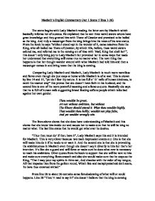 an analysis of macbeth aspect of the three weird sisters by william shakespeares The weird sisters as imperfect speakers   macbeth 3 hamlet except in  hamlet, the ghost characters appear in three other shakespeare's plays:  also  that the code here is in a given aspect over-determined  shakespeare,  william.