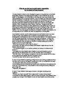Explaination of: Act 2 Scene 4 – Outside Macbeth's castle Essay Sample