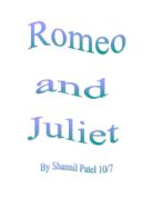 the drastic change in romeo and juliet a play by william shakespeare Get free homework help on william shakespeare's romeo and juliet: play  by the change in  throughout the play romeo's sense of.