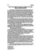 romeo juliet essays friar lawrence blame