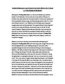 Essay In English Page  Zoom In Good Proposal Essay Topics also Narrative Essay Example High School Analyse Shakespeares Use Of Dramatic And Poetic Effects In Act   Example Of English Essay