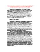 trinculo and stephano analysis essay