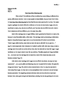 Business Cycle Essay Page  Zoom In Romeo And Juliet English Essay also Persuasive Essay Thesis Statement In Their Eyes Were Watching God By Zora Neal Hurston Janie Searches  Healthy Lifestyle Essay