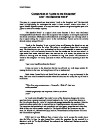 Essay Thesis  Great Articles And Essays To Read Online  The Nets Best Nonfiction Compare And Contrast Essay Examples For High School also Example Of Proposal Essay Short Classical Essays Essay Format Example For High School
