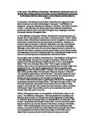 mid term break by seamus heaney essays