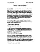 the jilting of granny weatherall essay topics