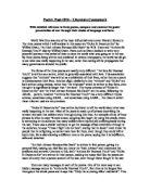 """comparison of the man he killed with dulce et decorum est War poetry comparison analysis essay revision issues """"dulce et decorum est the speaker of """"the man he killed"""" begins in the first."""