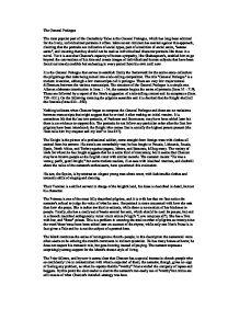 Canterbury tales essay topics