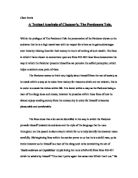 character analysis of the pardoner