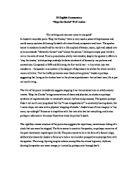 w.h. auden funeral blues essay