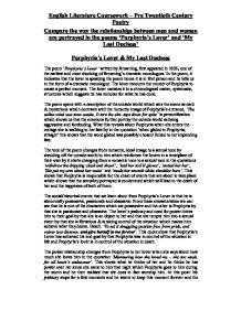 porpyrias lover critical essay