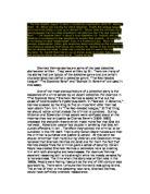 The characteristics of sherlock holmes essay