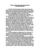 compare dickens portrayal of scrooge in stave 1 essay