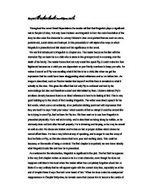 magwitch essay Analysis of great expectations english literature essay magwitch, the convict pip met if you are the original writer of this essay and no longer wish to have.