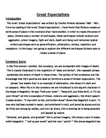 great expectations from my reading of the novel great   charles dickens · great expectations page 1 zoom in