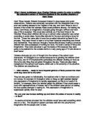 dickenss literary techniques essay Does anyone have a good thesis statement for the great expectation please i need of techniques to stimulate their literary analysis - themes.