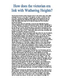 victorian literature women wuthering heights