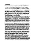 Hsc crime fiction essay