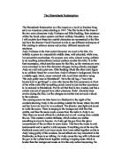 sacrifice and redemption durham essays