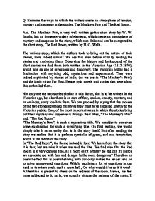 tension and suspense in the monkeys paw essay The monkey's paw questions and answers the question and  the monkey's  paw which best explains how the author builds suspense in this paragraph   which detail from the monkey's paw most clearly helps create tension answers:  2  gradesaver will pay $25 for your college application essays gradesaver.