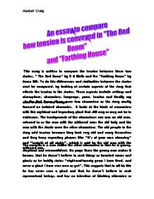 Red room hg wells essay