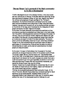 Free Essays on Literary Essay - To Kill a Mockingbird - Net Essays