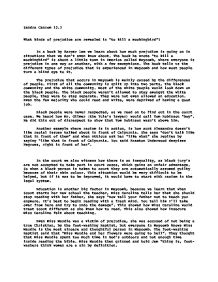 To Kill A Mockingbird Essay Conclusion Prejudice  Free Essays On   To Kill A Mockingbird Prejudice Conclusion Free Essays