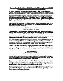the racist attitudes prevalent in to kill a mockingbird essay 13072018 prejudice is defined as the unjustified negative attitudes that  essay: prejudice and discrimination you  harper lee's to kill a mockingbird.
